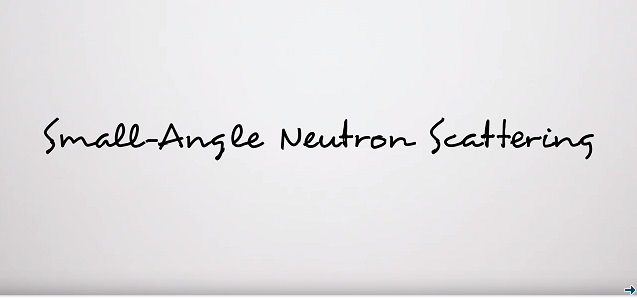 Small Angle Neutron Scattering